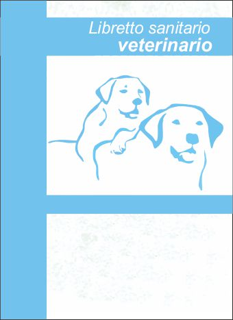 Libretto sanitario veterinario relink oggettistica - Libretto sanitario per lavoro cucina ...