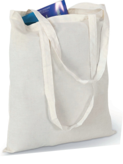 Borsa shopping Essential con manici lunghi o corti  9ccdb52a15a